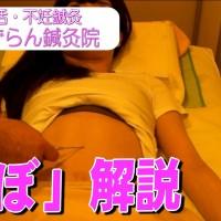 不妊体質改善のつぼ【中かん】